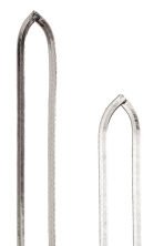 Long earrings - Silver - Ladies | H&M CN 2