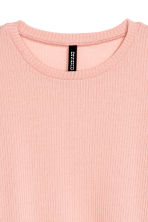 Ribbed jumper - Powder pink - Ladies | H&M 3