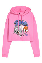 Pink/Tom and Jerry