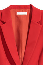Fitted jacket - Red - Ladies | H&M GB 3