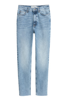 Slim Ankle High Jeans