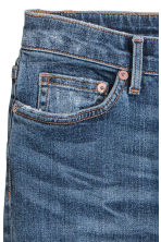 Slim Ankle High Jeans - Denimblauw - DAMES | H&M BE 3