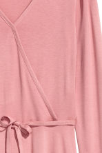 V-neck dress - Pink - Ladies | H&M GB 3