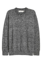 Grey/Black marl