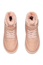 Sneakers alte foderate - Arancione -  | H&M IT 2