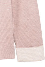 Knit Wool-blend Sweater - Pink - Ladies | H&M CA 3