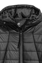 Padded sports jacket. - Black - Men | H&M 3