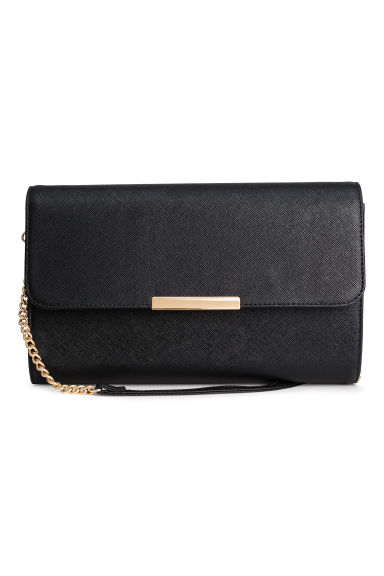 Clutch bag - Black - Ladies | H&M CN 1