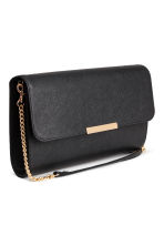Clutch bag - Black - Ladies | H&M CN 2