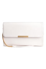 Clutch bag - White - Ladies | H&M CN 1