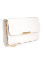 Clutch bag - White - Ladies | H&M 2