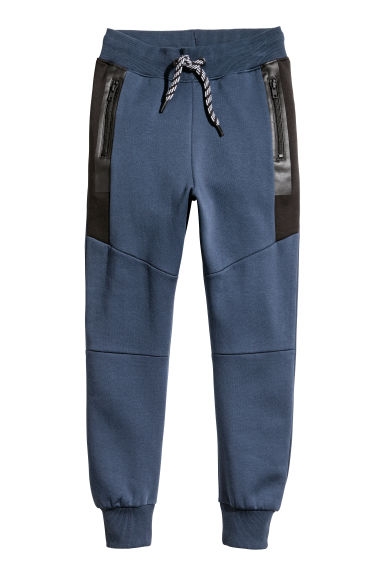 Generous fit Joggers - Dark blue -  | H&M CN