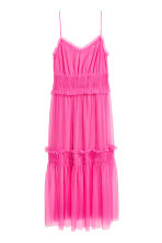 Abito in mesh - Rosa neon - DONNA | H&M IT 2