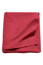 Glittery tablecloth - Dark red/Glittery - Home All | H&M IE 1