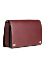 Shoulder bag - Burgundy - Ladies | H&M GB 2