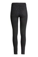 Super Skinny High Jeans - Black denim - Ladies | H&M 3
