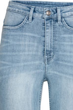 Super Skinny High Jeans - Light denim blue - Ladies | H&M 4