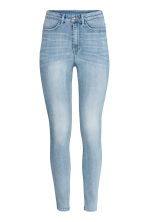 Super Skinny High Jeans - Light denim blue - Ladies | H&M 2