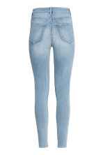 Super Skinny High Jeans - Light denim blue - Ladies | H&M 3