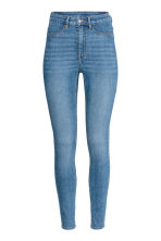 Super Skinny High Jeans - Denim blue - Ladies | H&M 2