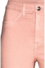 Super Skinny High Jeans - Powder pink - Ladies | H&M 4