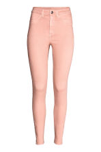 Super Skinny High Jeans - Rosa cipria - DONNA | H&M IT 2