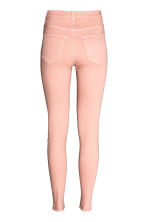 Super Skinny High Jeans - Rosa cipria - DONNA | H&M IT 3