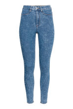 Super Skinny High Jeans - Blu Washed out - DONNA | H&M IT 2