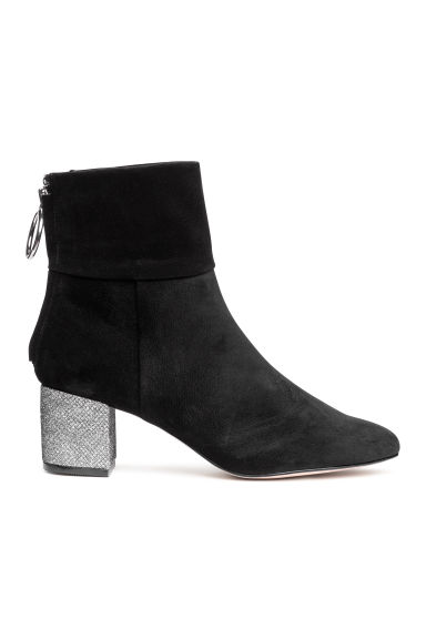 Ankle boots - Black - Ladies | H&M IE 1