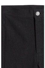 Stretch trousers - Black - Ladies | H&M CN 2