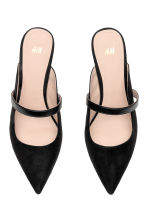Slip-in pumps - Zwart - DAMES | H&M NL 2