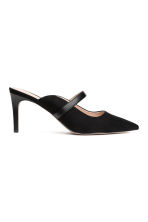 Slip-in pumps - Zwart - DAMES | H&M NL 1