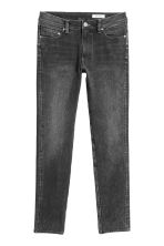 360° Flex Slim Jeans - Black/Washed - Men | H&M CN 2