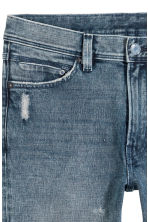 360° Flex Slim Jeans - Bleu denim clair/Trashed - HOMME | H&M CH 4