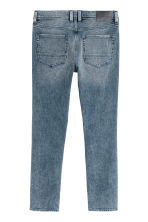 360° Flex Slim Jeans - Bleu denim clair/Trashed - HOMME | H&M CH 3
