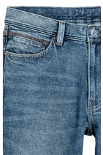 360° Flex Slim Jeans - Denim blue -  | H&M 5
