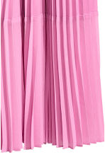 Pleated skirt - Pink - Ladies | H&M 3