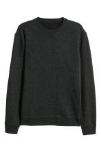Sweatshirt - Black - Men | H&M 2