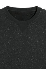 Sweatshirt - Black - Men | H&M CN 3