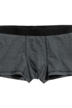 3-pack trunks - Black/Blue - Men | H&M 4