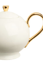 Porcelain teapot - White - Home All | H&M CN 3