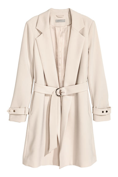 Short coat - Light mole - Ladies | H&M CN