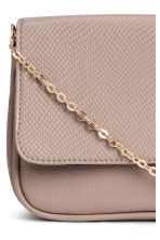 Shoulder bag - Light mole - Ladies | H&M CN 3