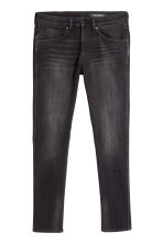 Tech Stretch Skinny Jeans - Negro/Washed - HOMBRE | H&M ES 2