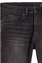 Tech Stretch Skinny Jeans - Zwart/washed - HEREN | H&M NL 5