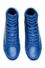 Sneakers alte - Blu - UOMO | H&M IT 2