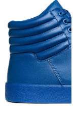 Sneakers alte - Blu - UOMO | H&M IT 5