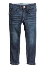 Skinny fit Jeans - Blu denim scuro - BAMBINO | H&M IT 2