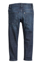 Skinny fit Jeans - Blu denim scuro - BAMBINO | H&M IT 3