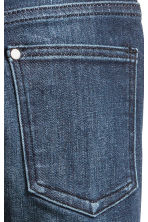 Skinny fit Jeans - Blu denim scuro - BAMBINO | H&M IT 4